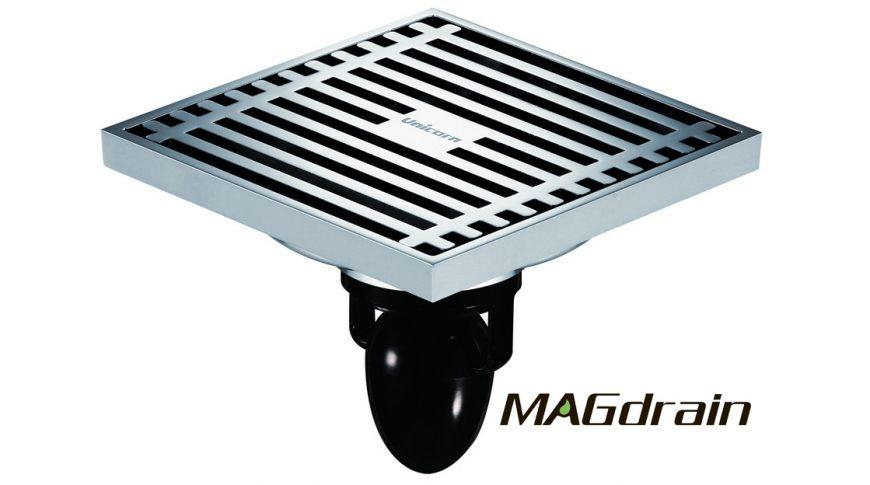 Трап канализационный для ванных и душа FC01Q5-G MAGdrain